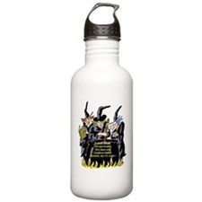 Macbeth1 Sports Water Bottle