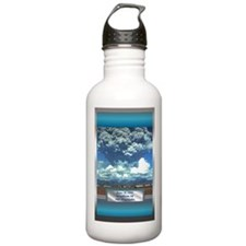 Mt. Pinatubo Sports Water Bottle