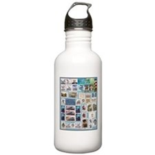 Philatelist Water Bottle