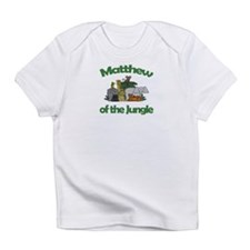 Matthew of the Jungle Infant T-Shirt