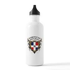 Dominican Republic Water Bottle