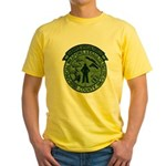 Georgia Sheriff Yellow T-Shirt