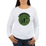 Georgia Sheriff Women's Long Sleeve T-Shirt