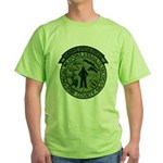 Georgia Sheriff Green T-Shirt