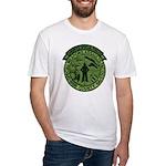 Georgia Sheriff Fitted T-Shirt
