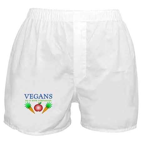 Vegans Do It... Boxer Shorts