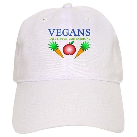 Vegans Do It... Cap