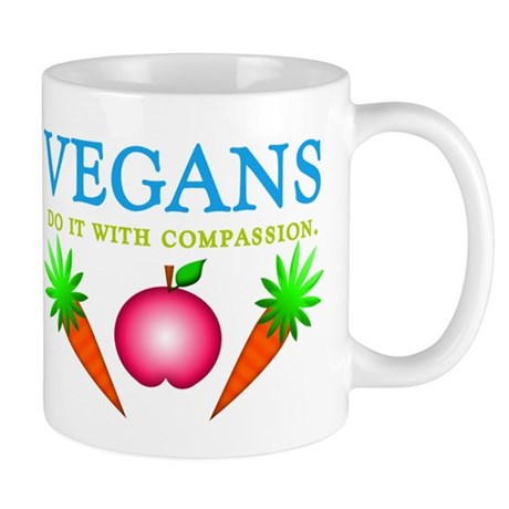 Vegans Do It... Mug