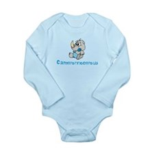Cameronnocerous Long Sleeve Infant Bodysuit