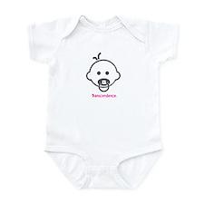 Yoga Transcendence - Infant Bodysuit (Pink)