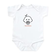 Yoga Transcendence - Infant Bodysuit (Orange)