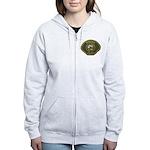 Perris Police Women's Zip Hoodie