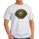 Perris Police Light T-Shirt