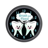 Cool Dentist Office Wall Clock