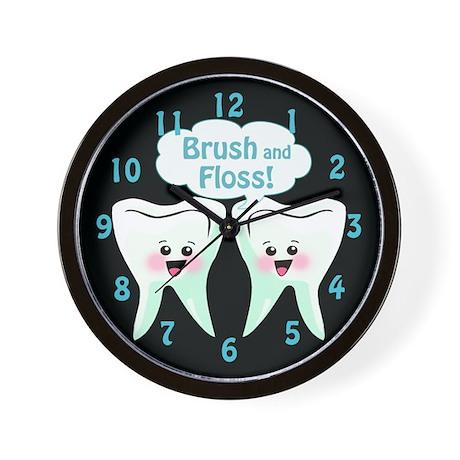 Cool Dentist Office Wall Clock By Cool Dentist Office Clocks