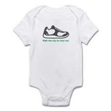 Running Nose - Infant Bodysuit (Green)