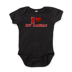 Graphics Design Long Sleeve Infant T-Shirt