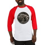 Buffalo Nickel Reverse Baseball Jersey