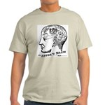 The Actor's Brain Ash Grey T-Shirt