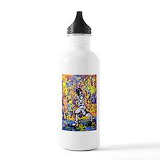 """Psychedelic Foil"" Water Bottle"