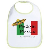 Made in Mexico Bib
