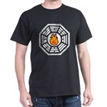 Dharma Flame Dark T-Shirt