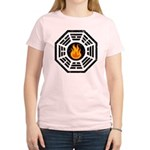 Dharma Flame Women's Light T-Shirt