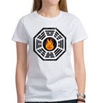 Dharma Flame Women's T-Shirt