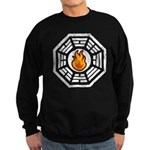 Dharma Flame Sweatshirt (dark)