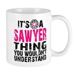 Sawyer Thing Mug
