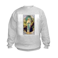 Virgin Mary - Lourdes Sweatshirt