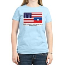 Made in America with Haitian T-Shirt