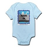 Made in Whistler Onesie
