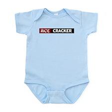 Rice Cracker Infant Bodysuit
