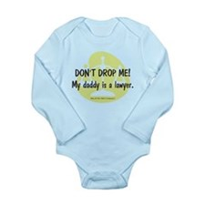Daddy Lawyer Onesie Romper Suit