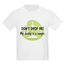 Daddy Lawyer T-Shirt