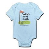 Daddy's Little Caddy  Baby Onesie