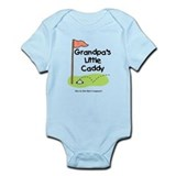 Grandpa's Little Caddy Infant Bodysuit