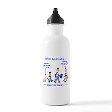 Toronto Cup Timeline Water Bottle