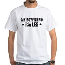 My Boyfriend Rules Shirt