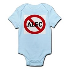 Anti-Alec Infant Creeper