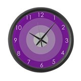 Royalty Large Wall Clock