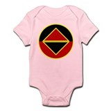 Funny Rki Infant Bodysuit