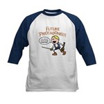 Elan: Future Protagonist Kids Baseball Jersey