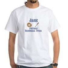 Jack - Future Baseball Star Shirt