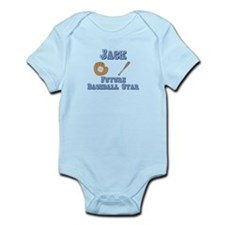 Jack - Future Baseball Star Infant Bodysuit