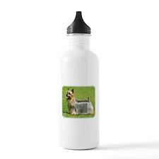 Australian Silky Terrier 9R020D-199 Sports Water Bottle
