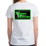WomenHunters Women's T-Shirt web address
