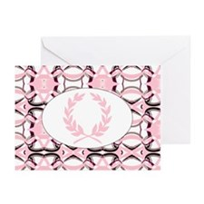 laurel wreath:(graphic) Greeting Cards (Pk of 10)