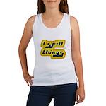 I Spill Things Shirt T-shirt Women's Tank Top